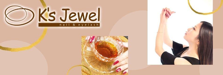 nail&eyelash  K's jewel